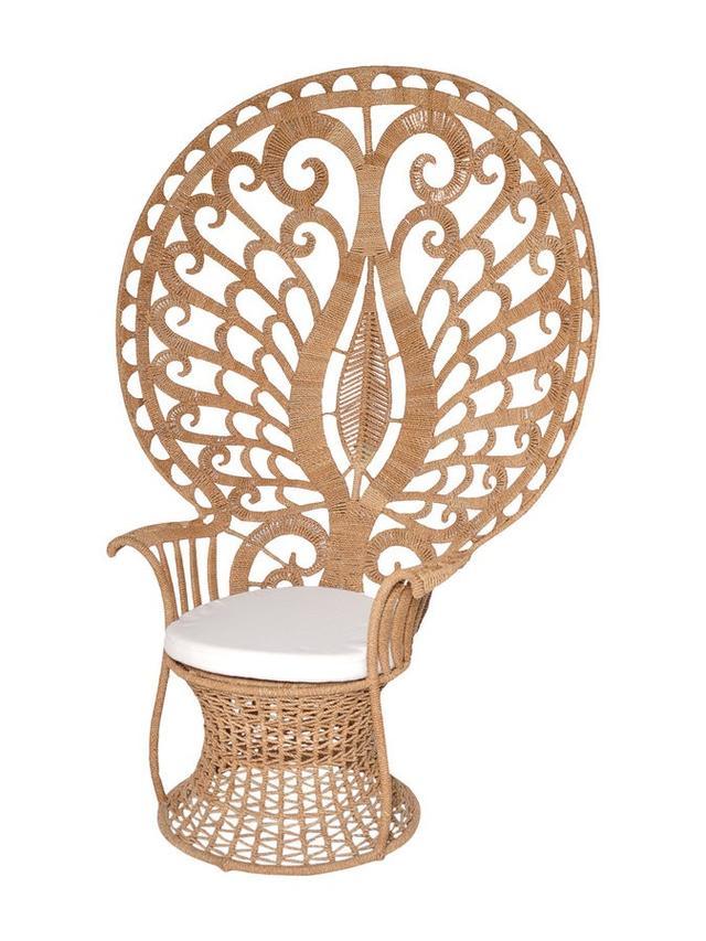 Joliza Peacock Chair