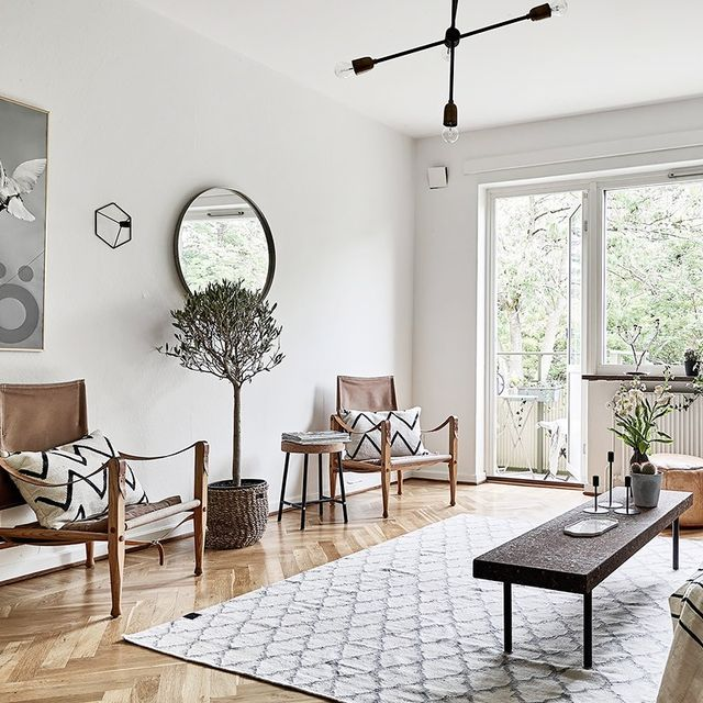 This Swedish Home Is the Perfect Small-Space Inspo