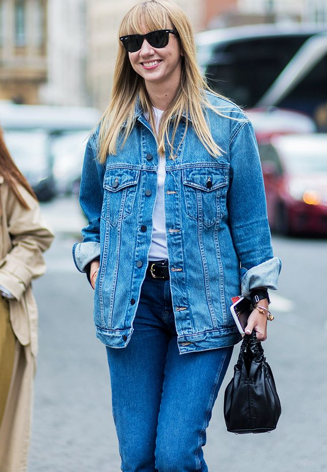 How To Wear A Denim Jacket The 2018 Rules For Looking Good Who