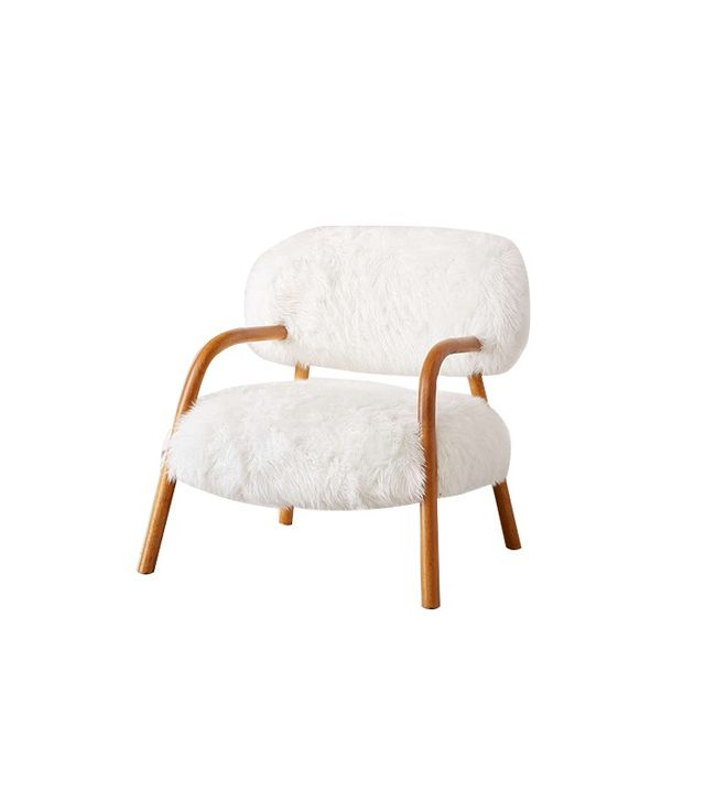 Urban Outfitters Andy Shaggy Chair