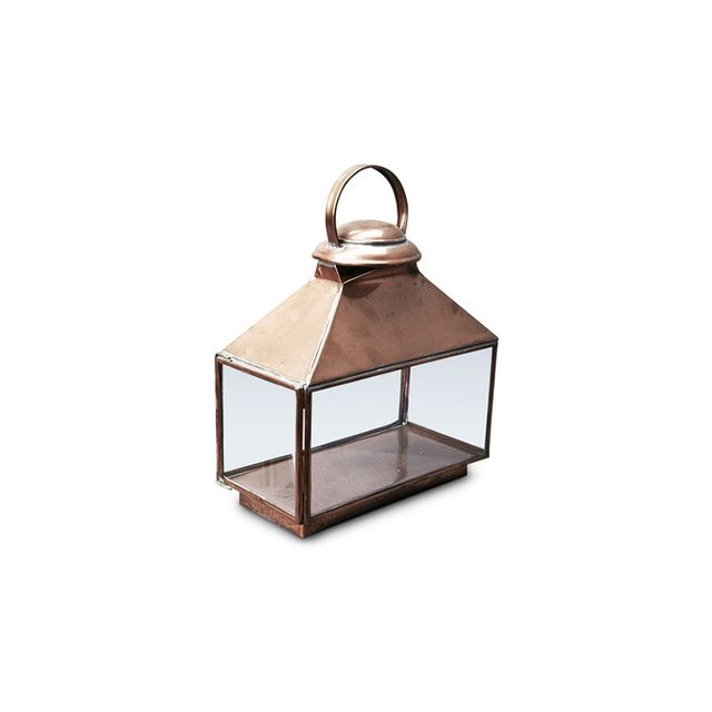 Inartisan Rectangular Lantern