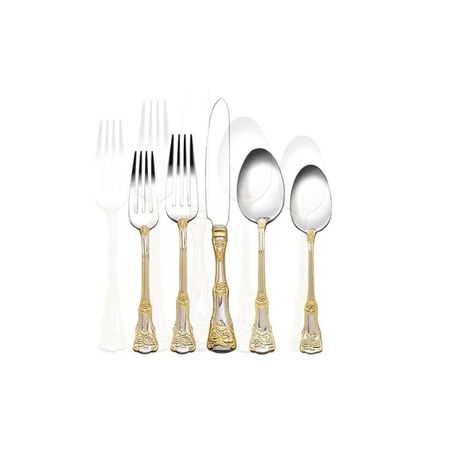 Royal Albert Old Country Roses 20 Piece Cutlery Set