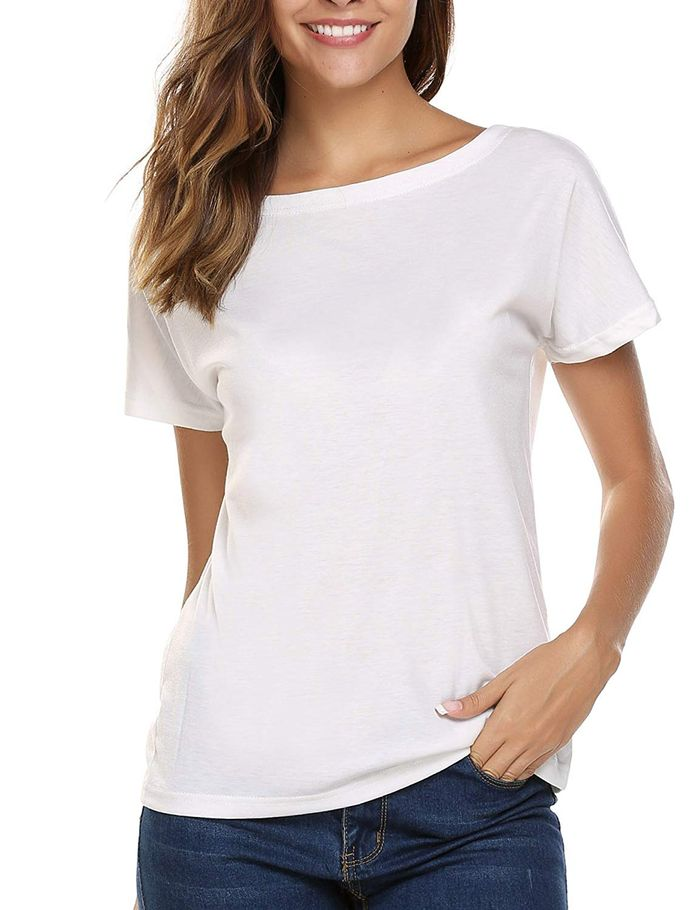 94e67071a4d Rated: The 20 Best White T-Shirts on Amazon | Who What Wear