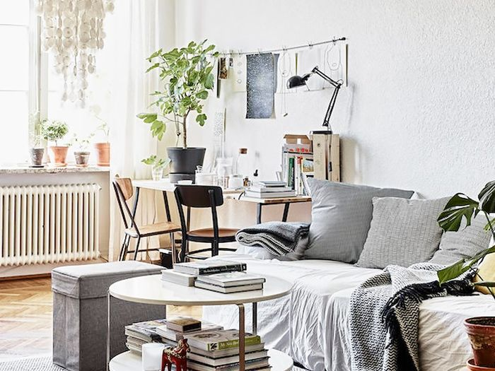Chic Bohemian Interieur : This is how the scandinavians do bohemian at home mydomaine