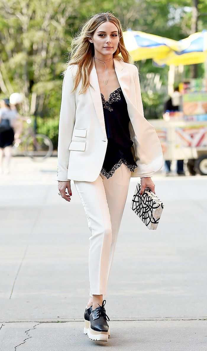The Thriftiest Way To Dress Like Olivia Palermo Who What
