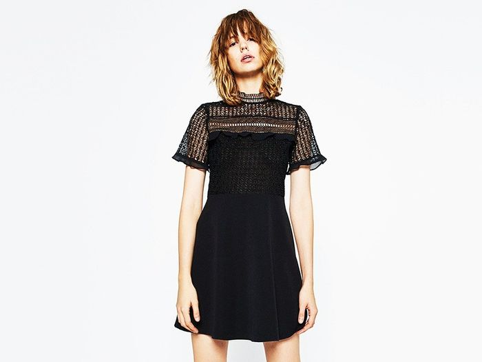 7e3d76ad66f These Zara Dresses Will Make You the Life of the Party