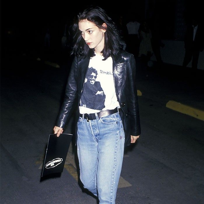 Proof Winona Ryder's '90s Style Is Still Genius in 2018 | Who What Wear