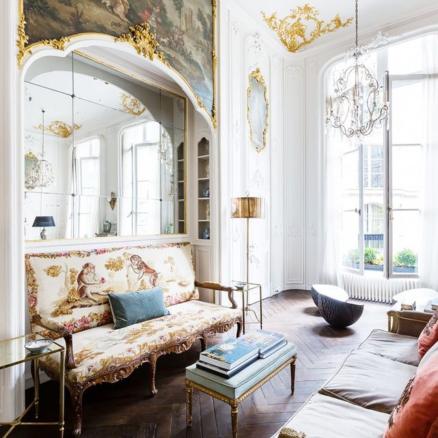 8 Chic-to-Death French Home Tours We Love