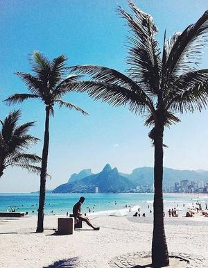 This Brazilian Artist Shares Her Top Rio Hotspots