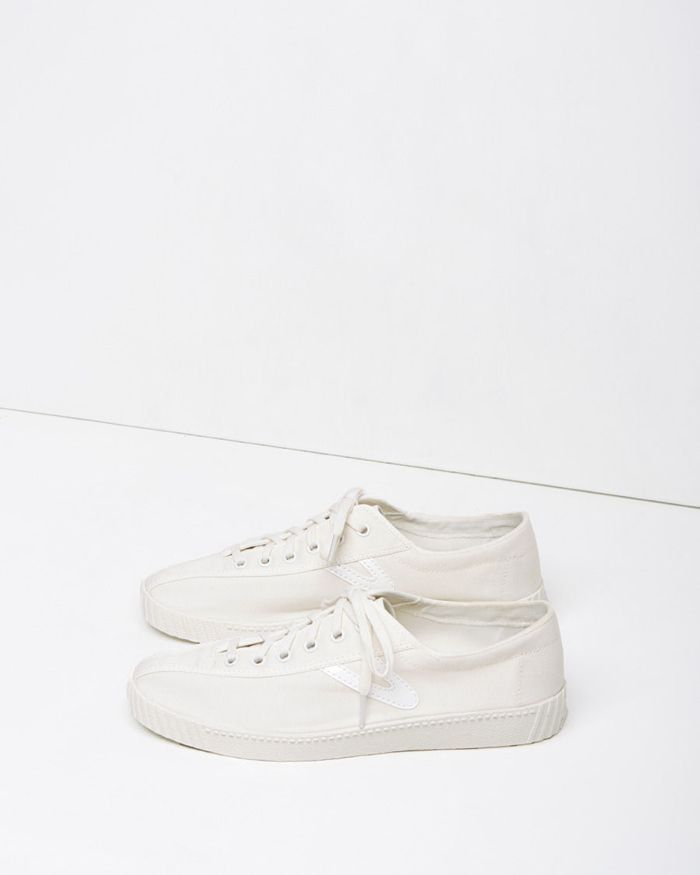#TuesdayShoesday: 7 Fresh White Sneakers for Fall