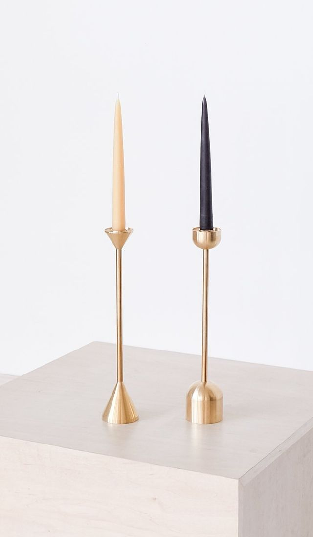 Spartan Shop Beeswax Taper Candles