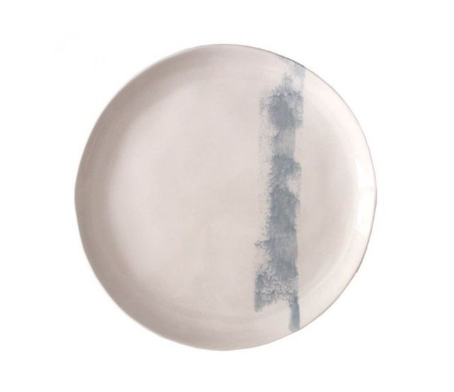 Simple Life Istanbul Ceramic Paint Dinner Plate