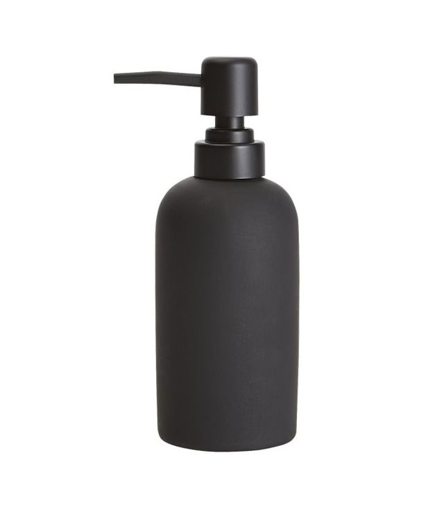 CB2 Rubber Coated Soap Pump