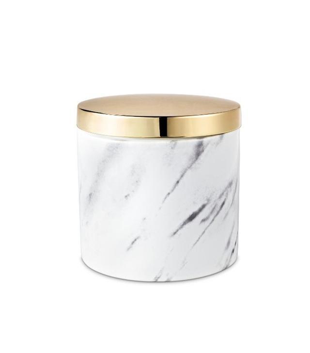 Nate Berkus for Target Ceramic Marble Canister
