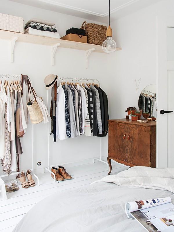 How To Organize A Tiny Bedroom Mydomaine