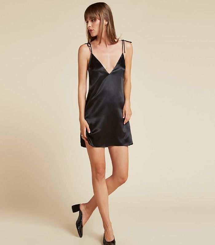 Fashion style 13 Best Slip Dresses to Take from Night to Day: Slip Dress Outfit Ideas for woman