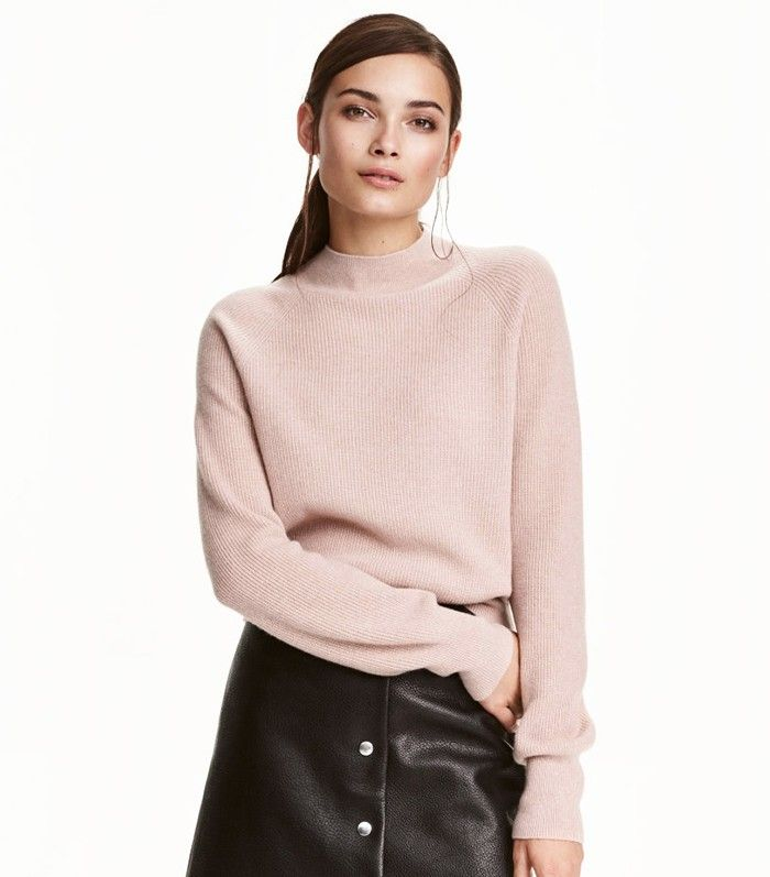 H M Couldn t Keep This Expensive-Looking Sweater in Stock  8c3e77fb3