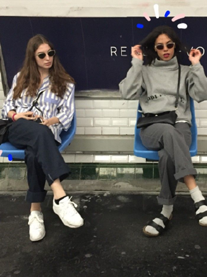 The Thrift Stores Where The Coolest Parisian Teens Shop
