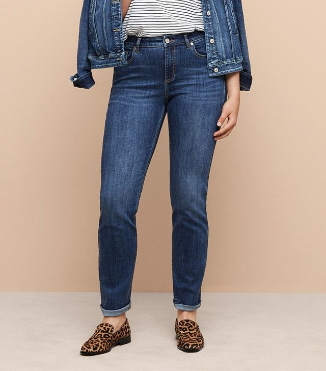 Violeta Straight-Fit Theresa Jeans