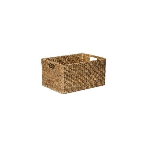 Kmart Small Rectangle Basket