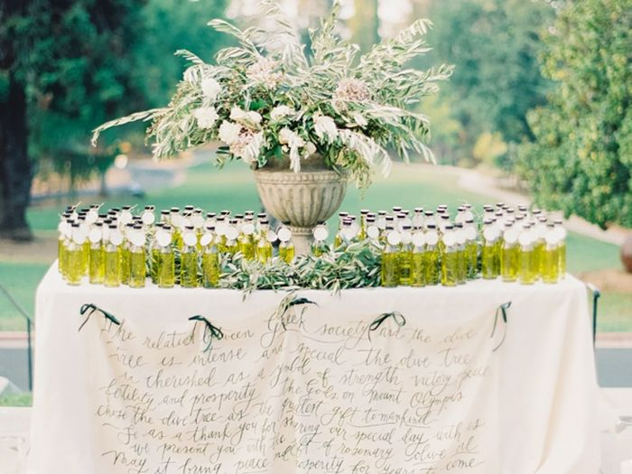 Unexpected wedding favors that every guest will love mydomaine junglespirit Gallery
