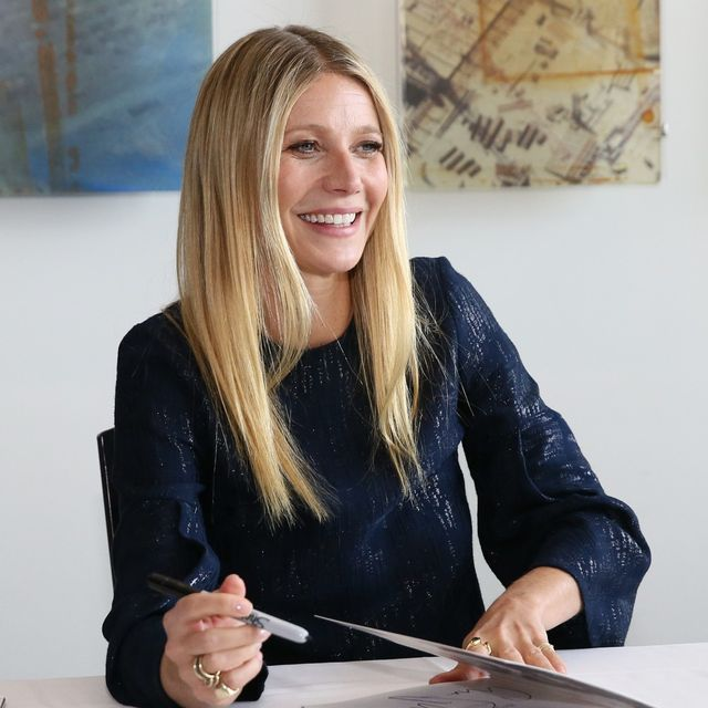 Gwyneth Paltrow Reveals the 2 Traits You Need to Succeed