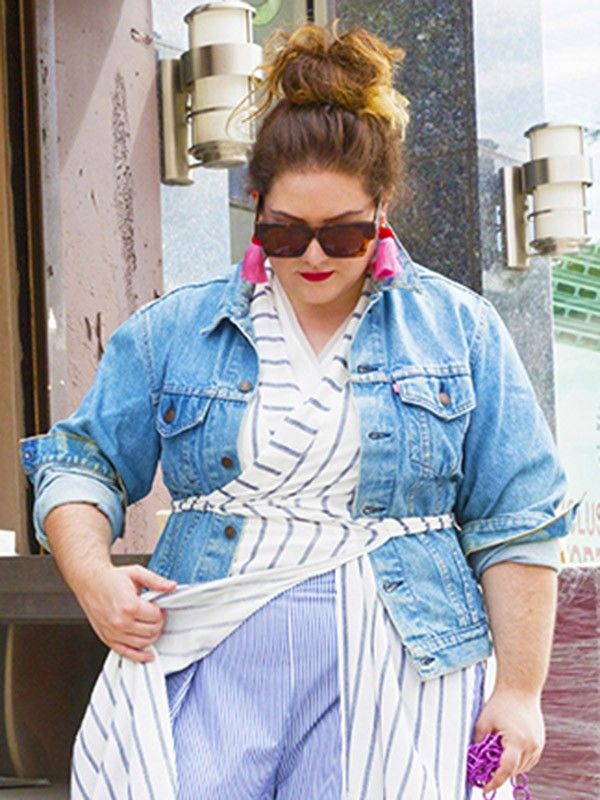 12b7b68e6a2 These Are the Most Stylish Plus-Size Outfits We ve Ever Seen