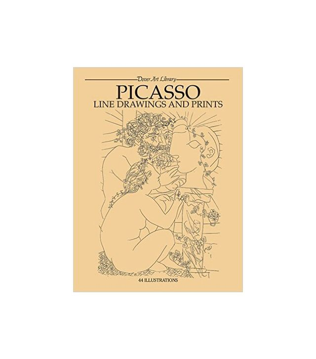 Picasso Line Drawings and Prints by Pablo Picasso