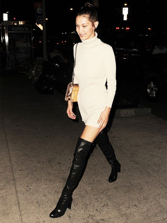 ab66b0675ee Every Celebrity Will Buy Their Fall Boots Here
