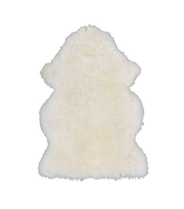 Home Republic Ivory Sheepskin Single