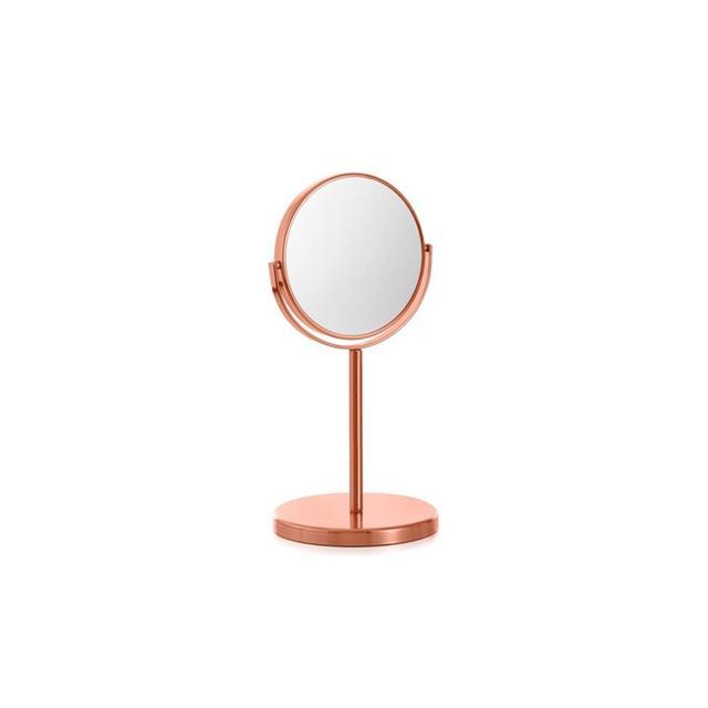 Kmart Swivel Beauty Mirror - Copper