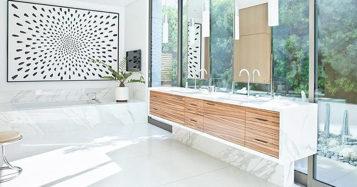 an expert shares her top white bathroom ideas mydomaine