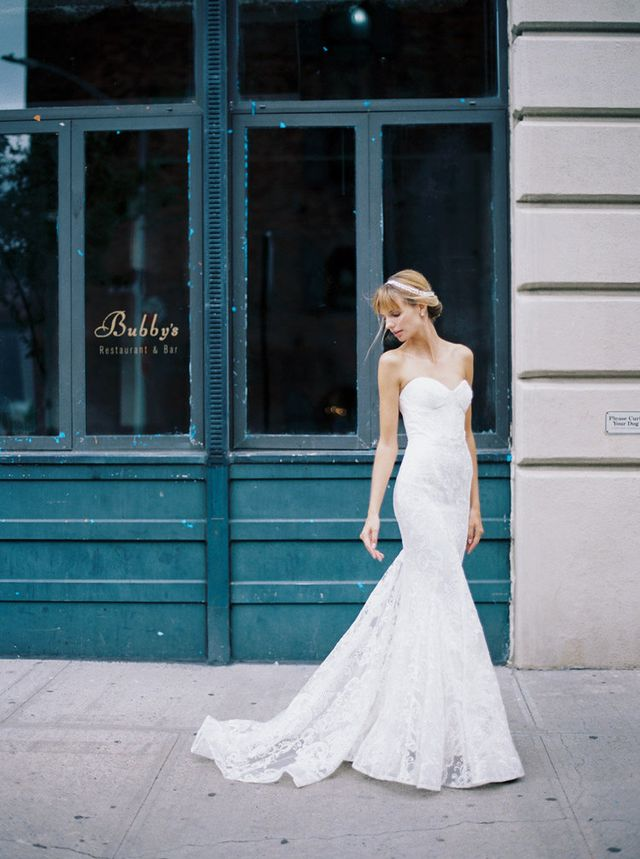 Anna Campbell Sophia Gown