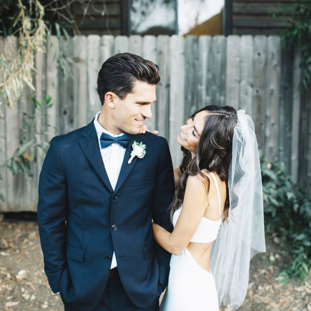 The Aisle: Step Inside This Cool Young Couple's Magical Malibu Wedding