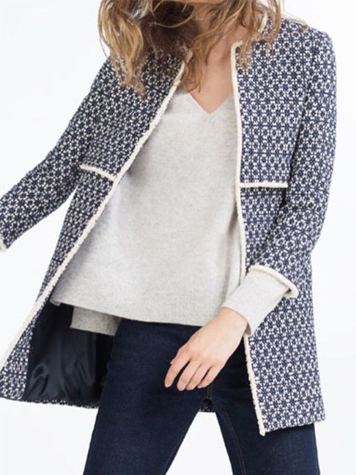 Zara Coat: This Jacket Has an Instagram Account!