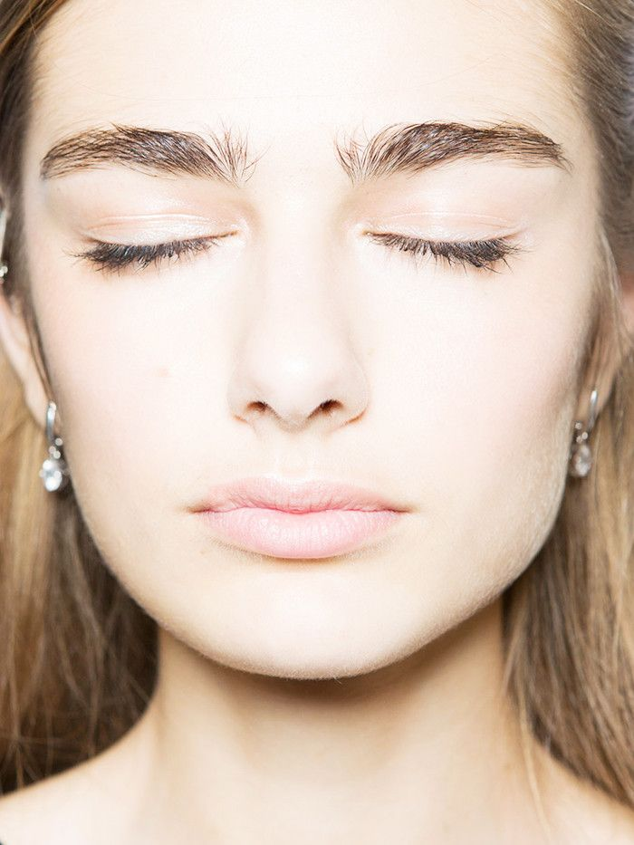 How To Achieve The Full Brushed Up Brows Seen On Every Runway Byrdie