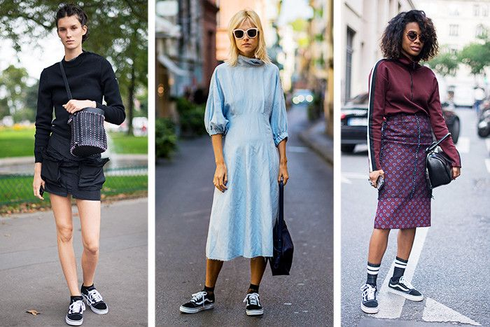 The Old-School Sneakers Everyone s Wearing at Fashion Week  1a1f0d57e
