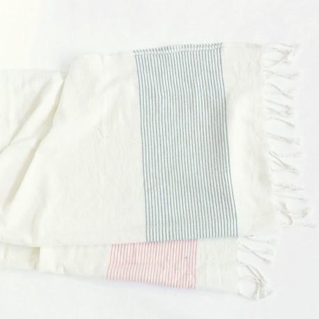 Inca Double Striped Towel