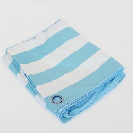 Striped Utility Blanket in Gelati