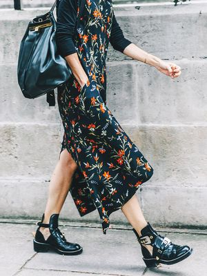 The Freshest Way to Wear Florals This Spring