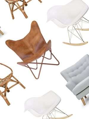 5 Chic Feeding Chairs for the Most Stylish Nurseries