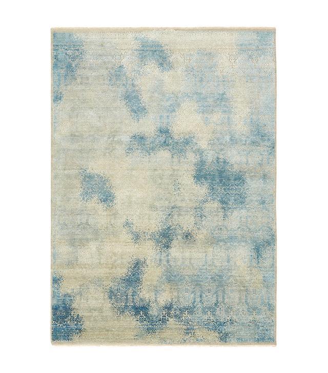 ABC Carpet & Home Vertigo Silk and Wool Rug