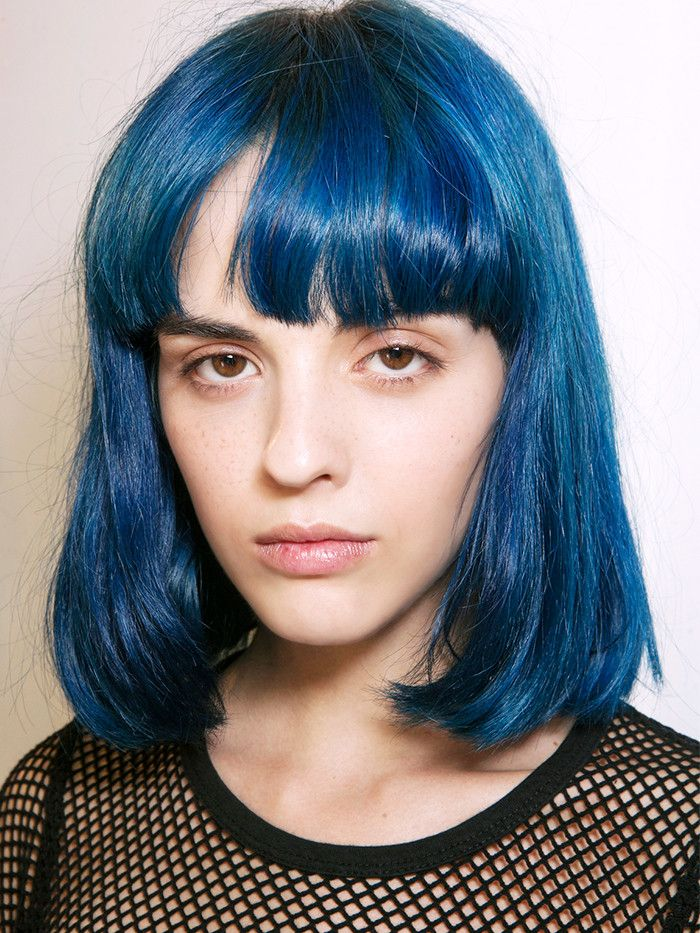 Brunettes Dye Your Hair Rainbow Without Any Bleach Byrdie