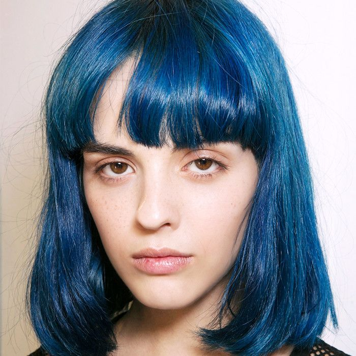 Brunettes Dye Your Hair Rainbow Without Any Bleach Byrdie Uk
