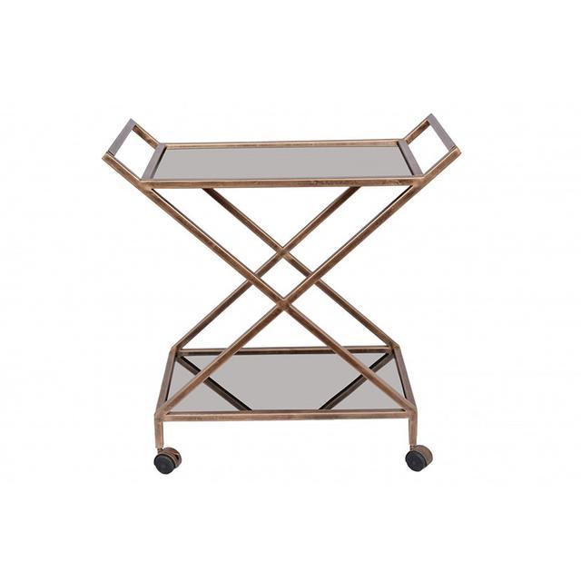 Interiors Online Bar Cart