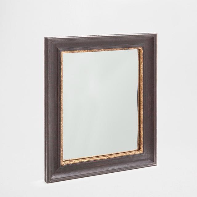 Zara Home Wood Fish Eye Mirror