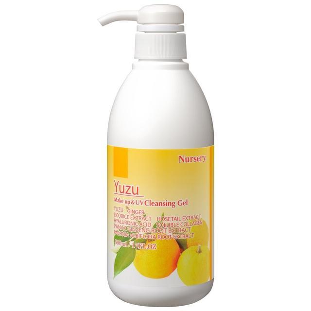 Nursery Yuzu Make Up & UV Cleansing Gel