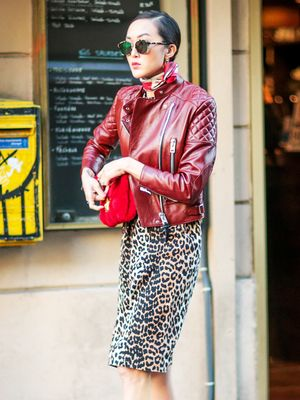 How to Wear Animal Print in 2016