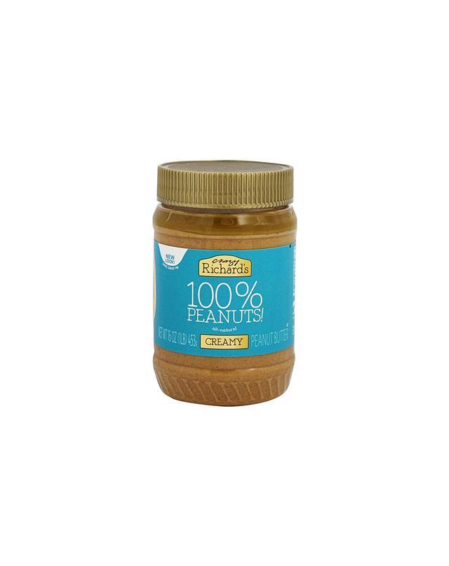 Crazy Richard's 100% Peanuts Creamy Peanut Butter