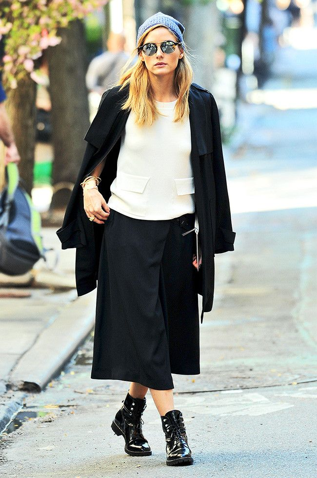 Every Nyc Girl Is Going To Wear Olivia Palermo S Chill